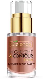 Bielenda Highlight & Contour - Bronze