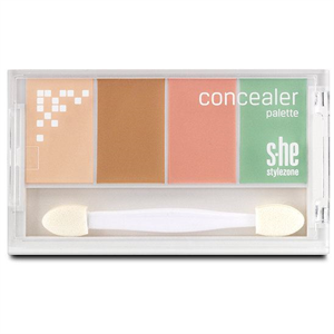 s-he stylezone Concealer Palette