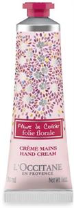 L'Occitane Cseresznyevirág Folie Florale Kézkrém