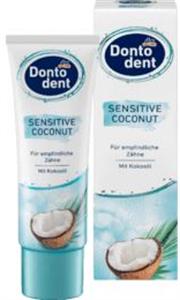 Dontodent Sensitive Coconut Fogkrém