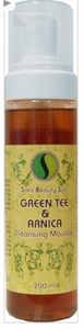 Sara Beauty Spa Green Tee & Arnica Arclemosó Hab