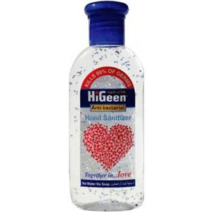 HiGeen Kézfertőtlenítő Gél - Together In... Love