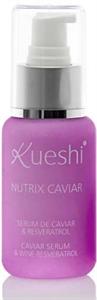 Kueshi Tápláló Kaviáros és Resveratrol Szérum Érett, Száraz Bőrre