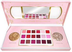 P. Louise Makeup Academy Love Tapes Palette