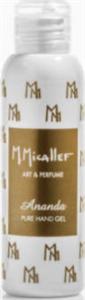 M.Micallef Ananda Pure Hand Gel - Kézfertőtlenítő Gél