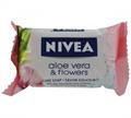 Nivea Aloe Vera & Flowers Krémszappan