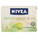 Nivea Lemongrass & Oil Krémszappan