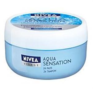 Nivea Visage Aqua Sensation Sminkeltávolító Korong