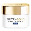 L'Oreal Paris Nutri-Gold Extra-Tápláló Könnyed Éjszakai Krém