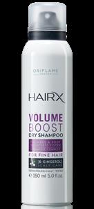 Oriflame Hairx Hajdúsító Szárazsampon