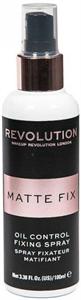 Revolution Matte Fix Oil Control Fixing Spray