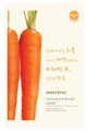 Innisfree Vital Essential A Mask Carrot