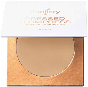 Avon Distillery Pressed To Impress Powder Foundation