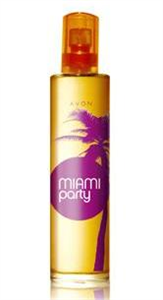 Avon Miami Party Női Kölni