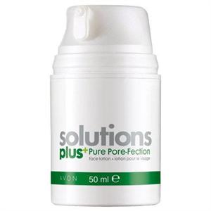 Avon Solutions Plus Pure Pore-Fection Face Lotion