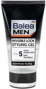 Balea Men Invisible Look Styling Gel