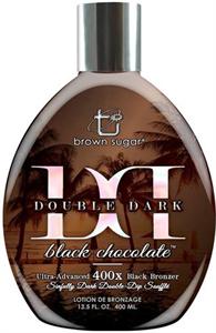 Brown Sugar Double Dark Black Chocolate