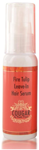Cougar Fire Tulip Szérum Normál Hajra