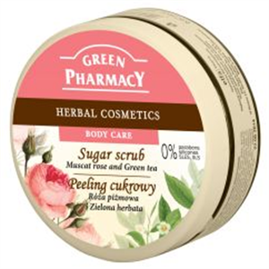 Green Pharmacy Cukros Testradír