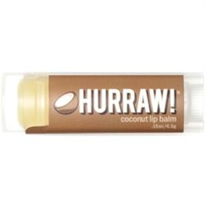 Hurraw! Coconut Lip Balm