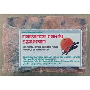 Szappanda Narancs-Fahéj Szappan