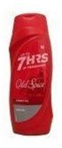 Old Spice 7 Hours Tusfürdő