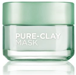 L'Oreal Paris Pure-Clay Mask Purify & Mattify Treatment Mask
