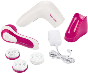 SilverCrest Sonic Facial Cleansing Brush
