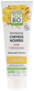 SO'BiO étic Shampooing Cheveux Nourris