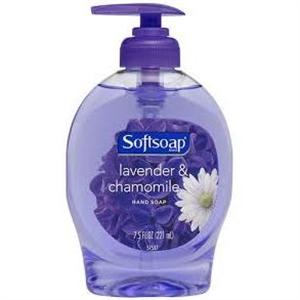 Softsoap Lavender & Chamomile Folyékony Szappan