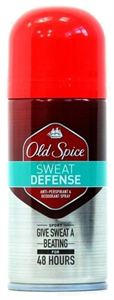 Old Spice Sweat Defence Deo Spray