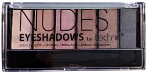 Technic Nudes 6 Colour Eyeshadow