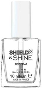 Avon Nail Experts Shield & Shine Top Coat Körömlakk