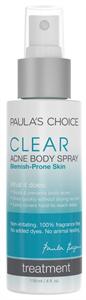 Paula's Choice Clear Acne Body Spray With 2% Salicylic Acid
