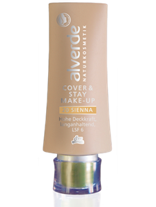 Alverde Cover & Stay Make-Up SPF6