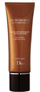 Dior Bronze Auto-Bronzant Self Tanning Creme Nautral Glow