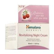 Himalaya Herbals Revitalizáló Éjszakai Krém (régi)