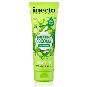 Inecto Naturals Lime And Mint Coconut Infusion Shower Gel