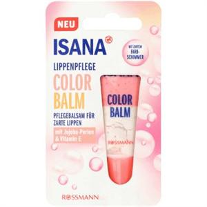 Isana Color Balm Ajakápoló Balzsam