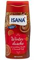 Isana Winterdusche Vanille & Karamell