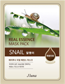 Jluna Real Essence Mask Pack - Snail