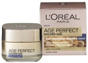 L'Oreal Paris Age Perfect Golden Age Éjszakai Krém
