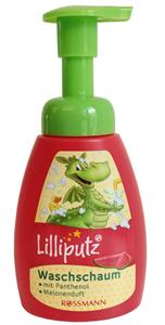 Lilliputz Sárkányos Mosakodóhab