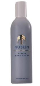 Nu Skin Liquid Body Lufra Tusfürdő Testradírral