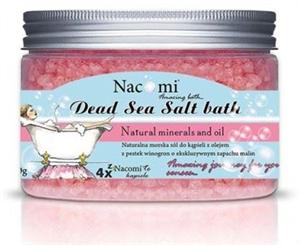 Nacomi Málnás Cupcake Holt-Tengeri Fürdősó