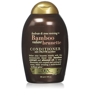 OGX Hydrate & Color Reviving Bamboo Radiant Brunette Conditioner
