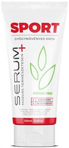 Serum+ Gyógynövényes Sport Krém