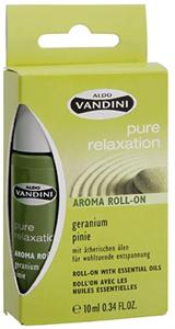Aldo Vandini Geránium és Fenyő Aroma Roll-on