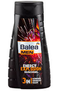 Balea Men Energy Explosion 3in1 Tusfürdő