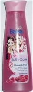Balea Young Soft+Care Málnás Tusfürdő és Radír